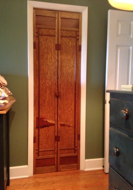 Closet Doors, 2016