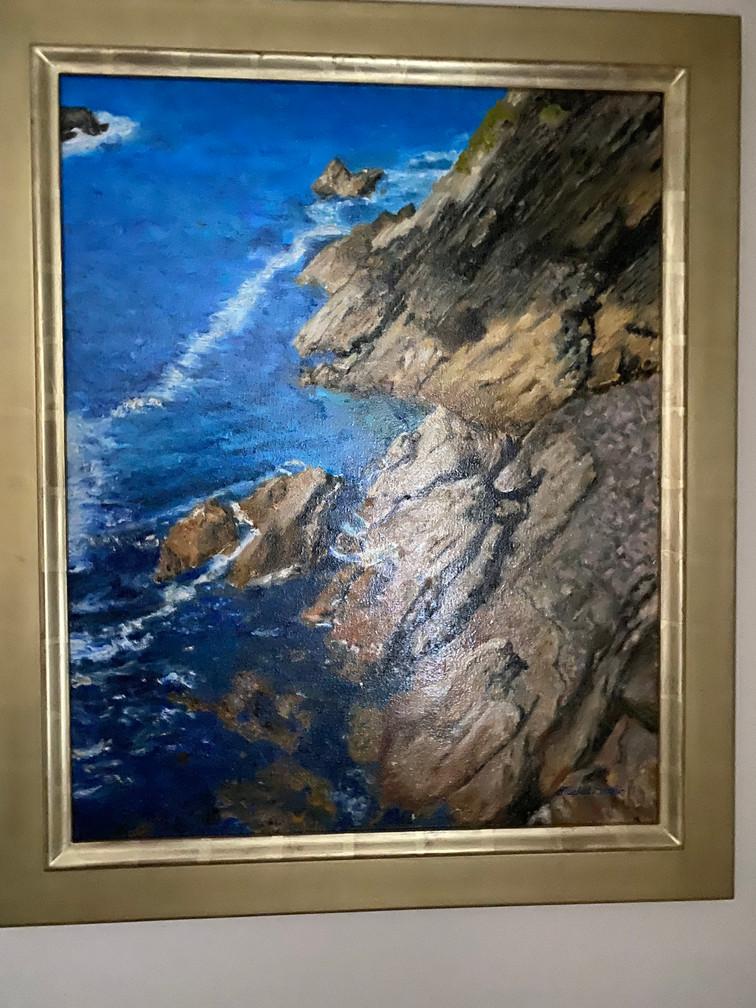 Irish Seascape