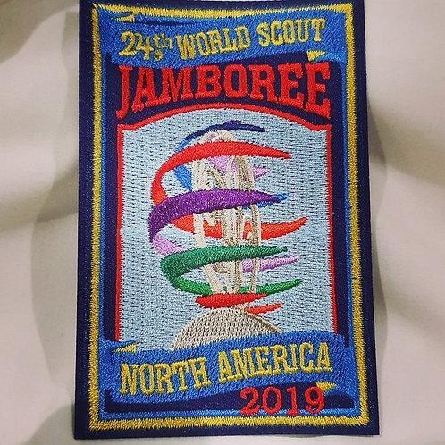 24th WSJ 2019 Commemorative Sculpture Badge
