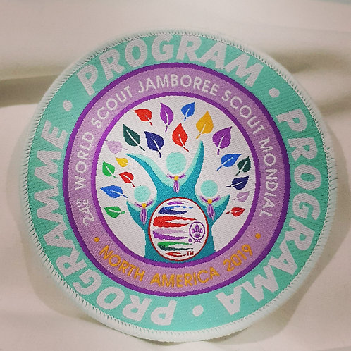 24th World Scout Jamboree 2019 Programme Badge