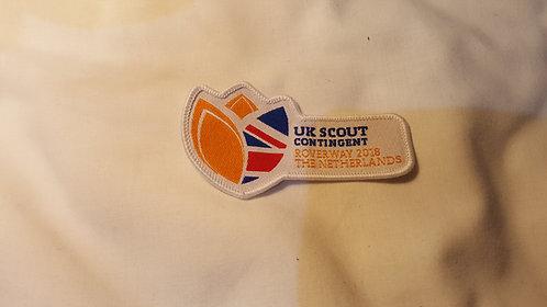 Roverway UK Contingent Badge