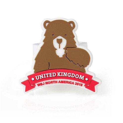 UK Contingent 24th World Scout Jamboree 2019 Woggle