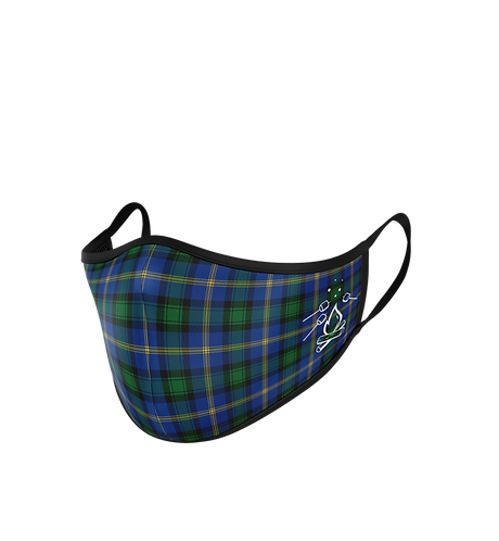 Tartan Reusable Face Mask