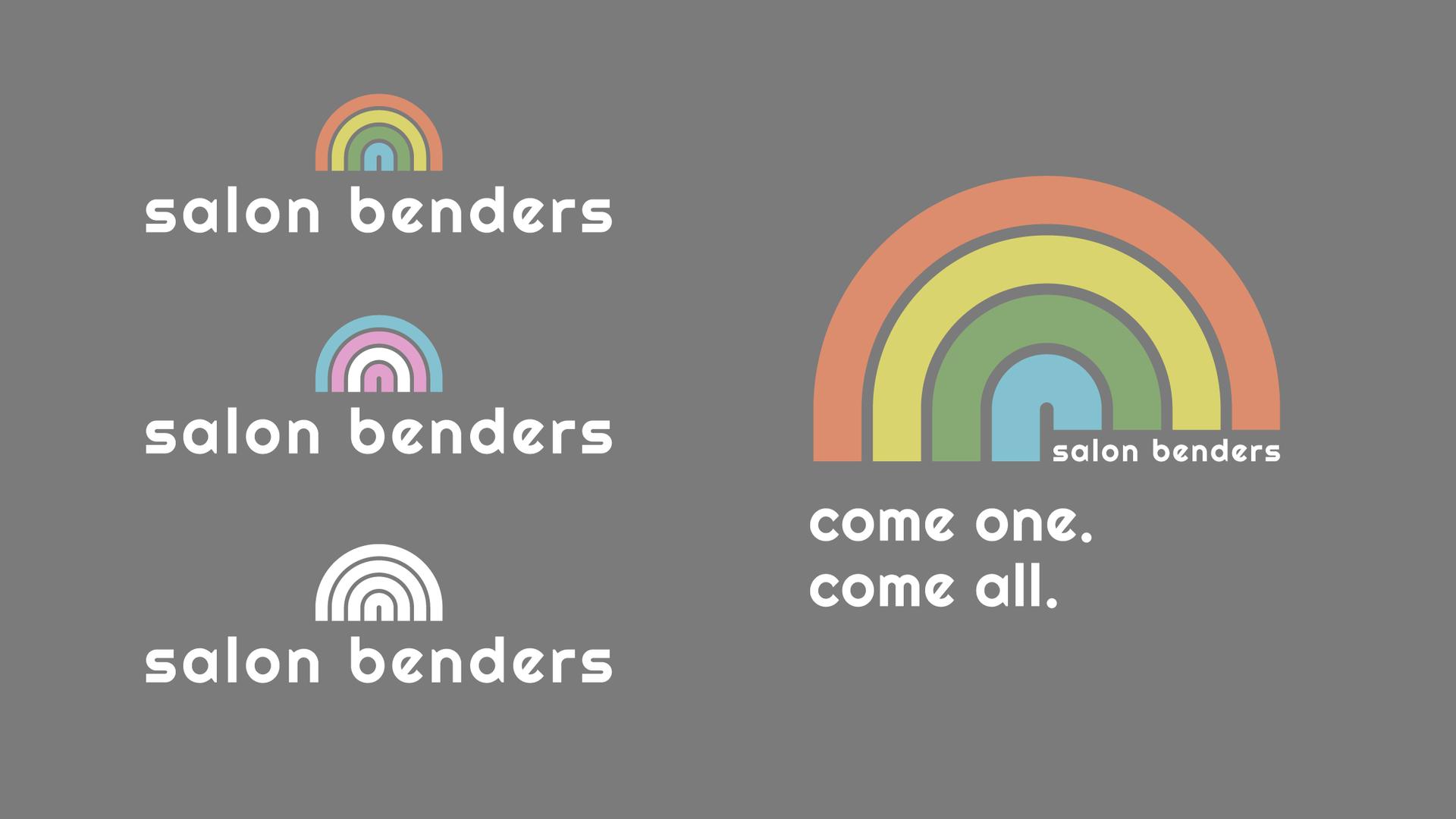 Salon Benders Logo Compilation.png