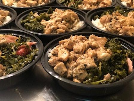 7 Excel Meals - Weekly