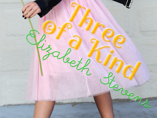 #ThreeOfAKind available now