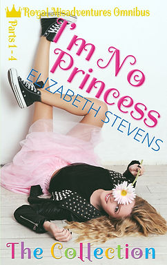 I'm No Princess: The Collection (Parts 1-4)