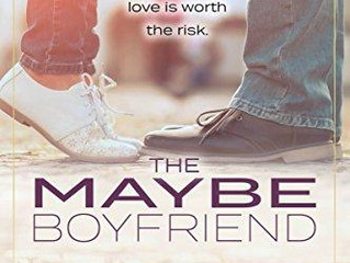 'The Maybe Boyfriend' - Christina Benjamin