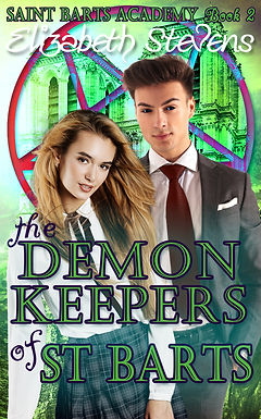 the Demon Keepers of St Barts