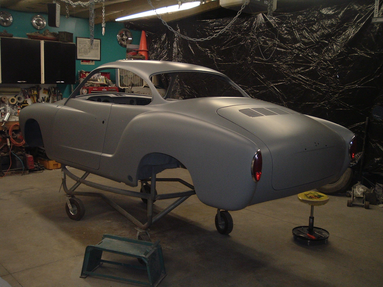 Lead Sled Metal Fabrication