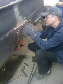 Lead Sled Metal Fabrication