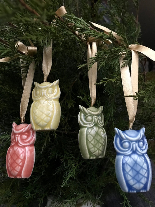 Hand Crafted Ceramic Ornaments
