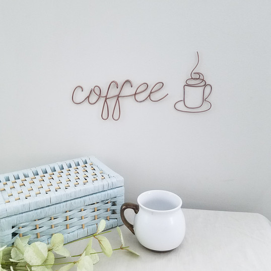 Coffee & Cup by Jessica Tomlin