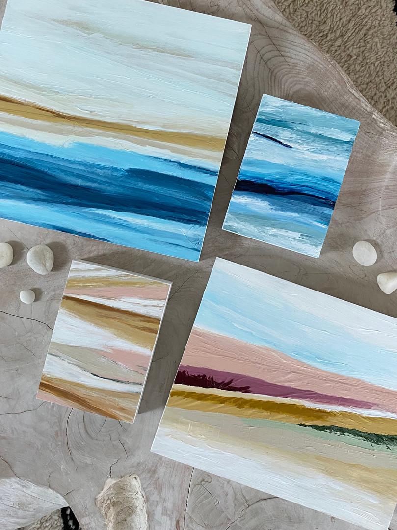 Layers by Rhonda Deland