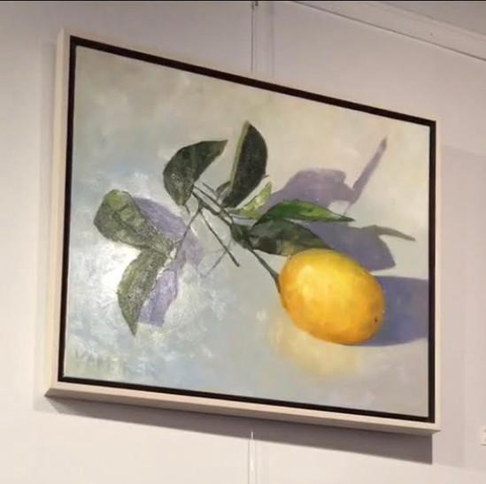 Lemon Branch by Mary Kamerer