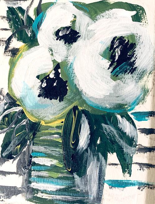 Three Blooms 1