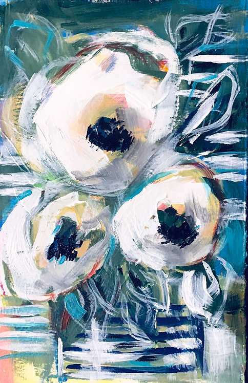 Three Blooms 2