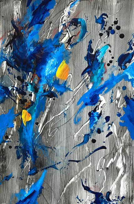 Rites of Spring #6 by Vera Tchikovani