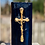 Thumbnail: Solid Navy Gold Cross