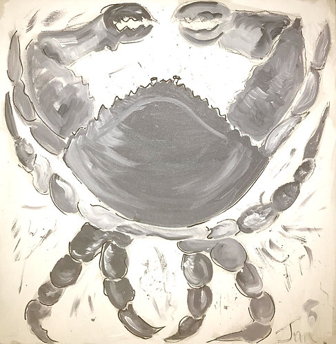 Grey Crab