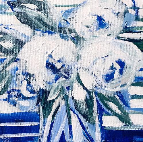 Blue Blooms 1