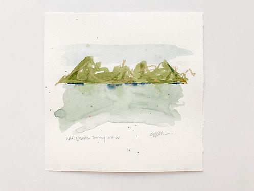 Landscape Study No IV