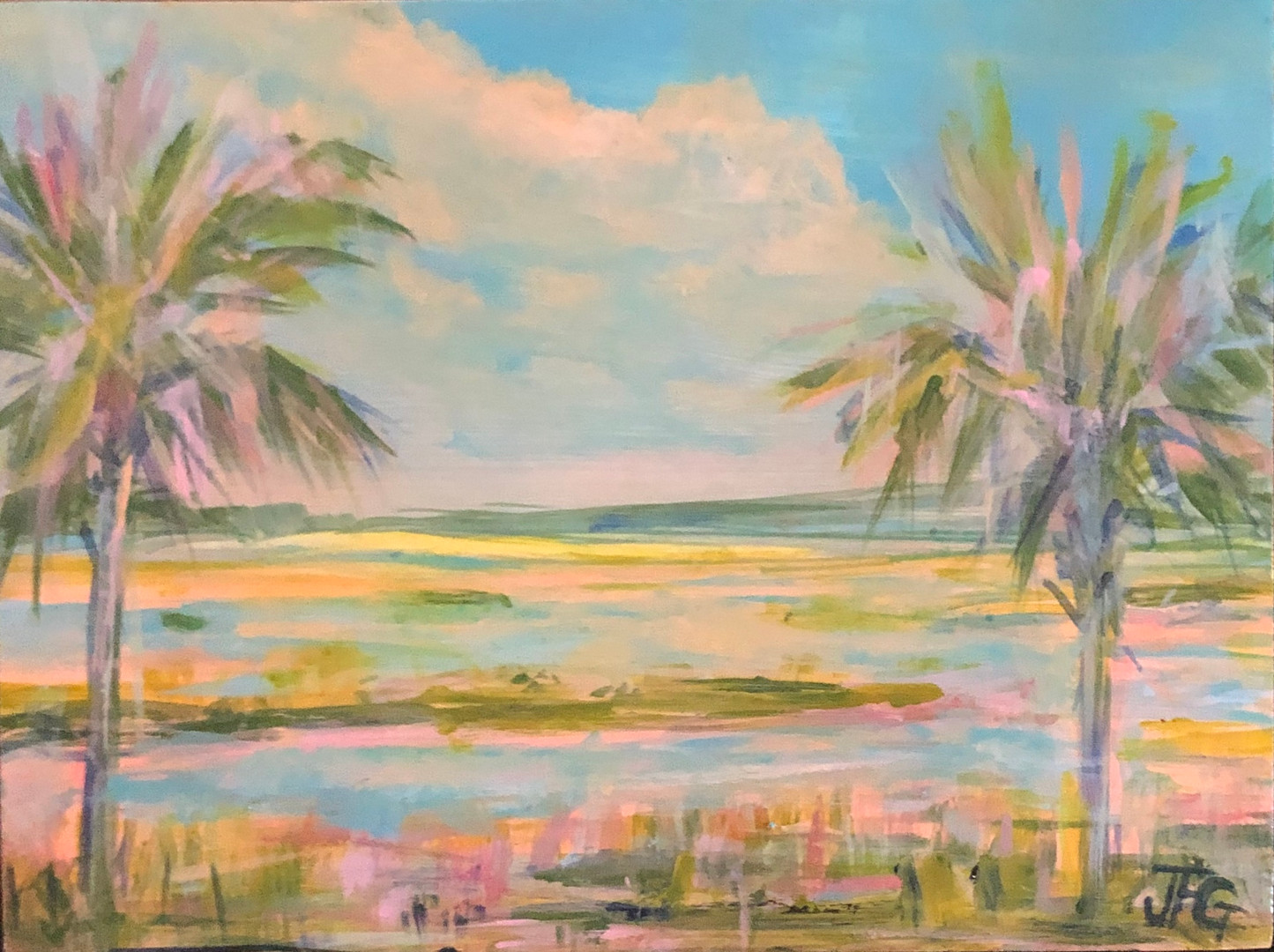 Eternal Summer by Julia Fellers-Green