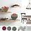 Thumbnail: Nesting Bowls Set of Three