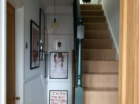 Art in Unlikely Places, a Stairway to Creativity.