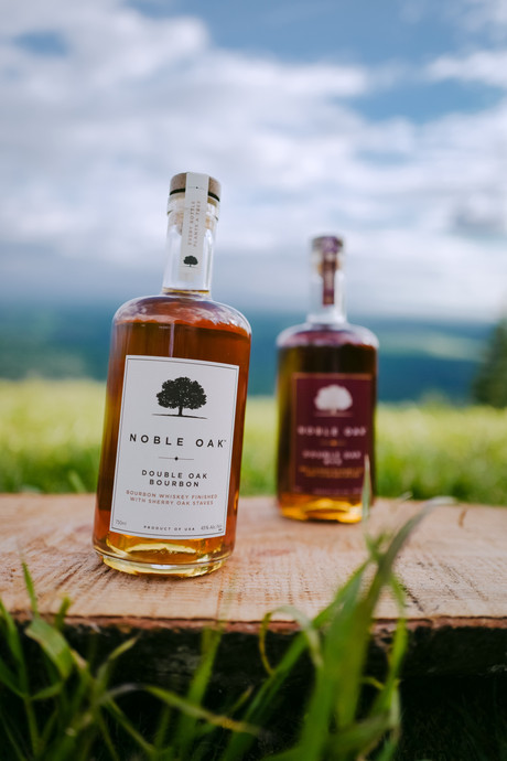 Noble Oak Bourbon