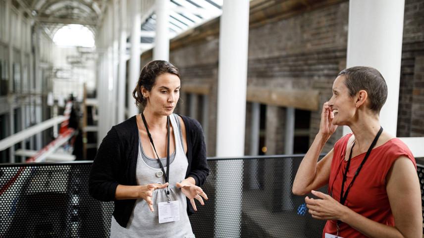 Artists: Jodie McNeilly Renaudie and Sarah Pini