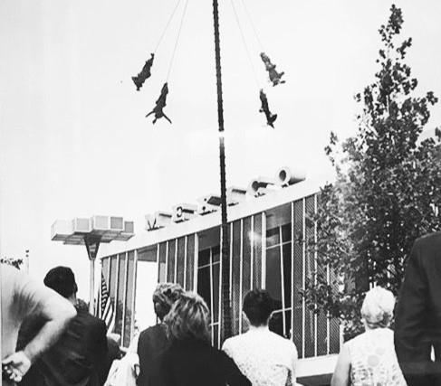 Voladores de Papantla, Mexico