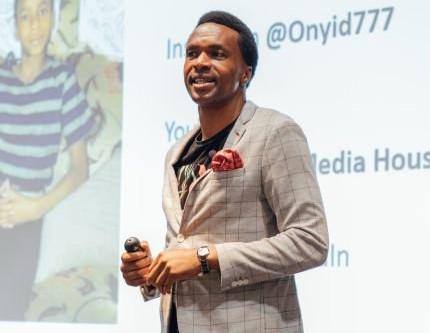Q & A with Onyi Anyado