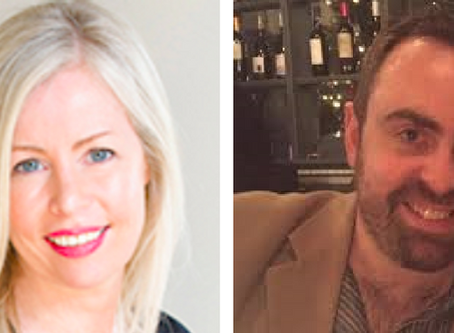 Q & A with Gabrielle Benefield and Tim Beattie