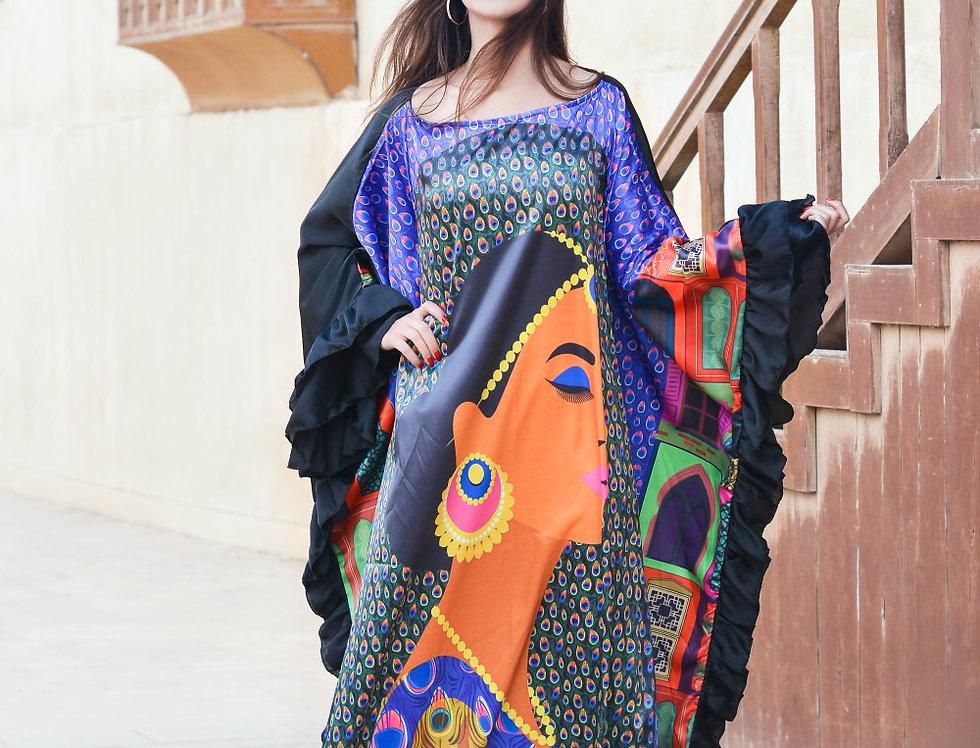 The Bombay princess kafftan