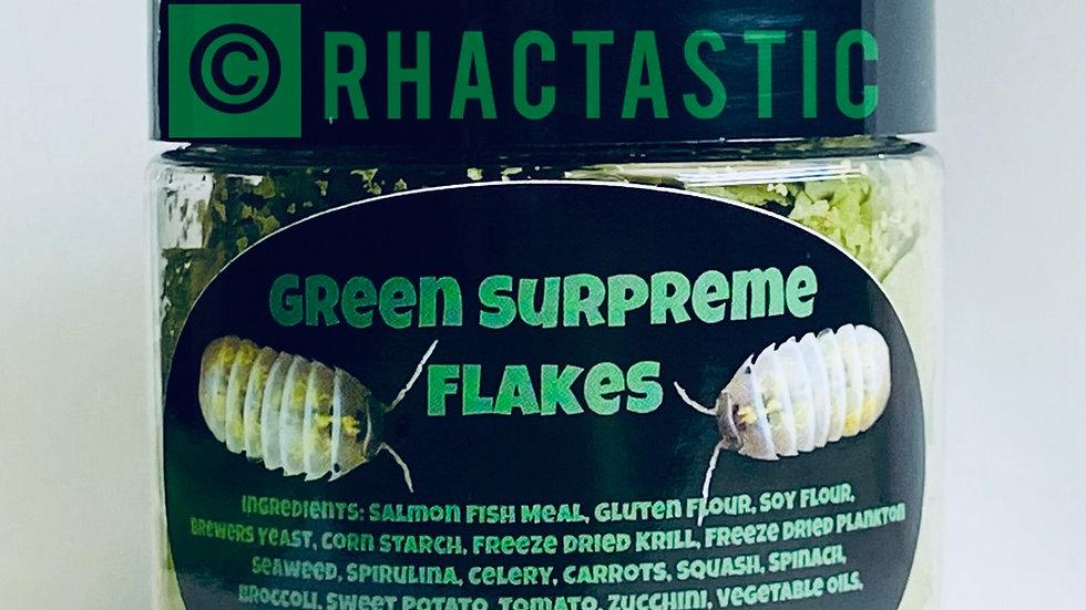 Green Surpreme Jar- Premium isopod diet