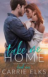 Carrie Elks - Take Me Home - ebook - REC