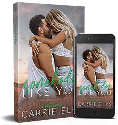 Carrie Elks - Somebody Like You - mockup