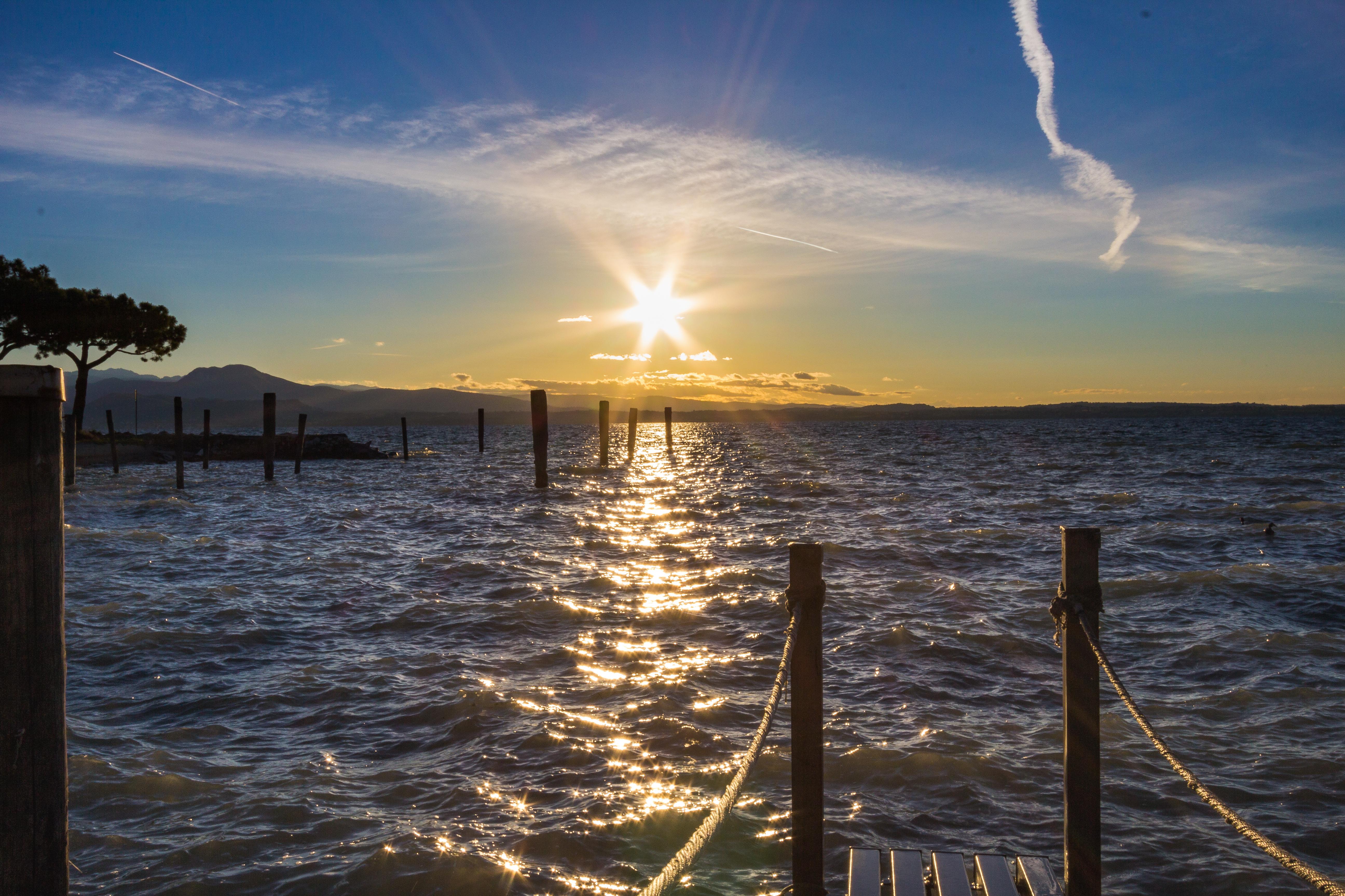 Lago di Garda, Italien