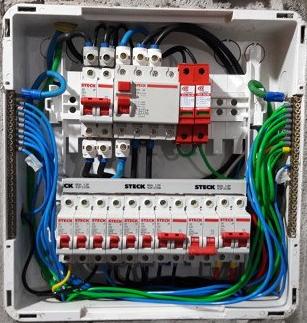 Entendendo o  Quadro de Distribuição Residencial e sua Importância para a instalação elétrica