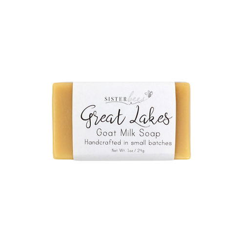 Travel Size 'Great Lakes' Goat's Milk Soap