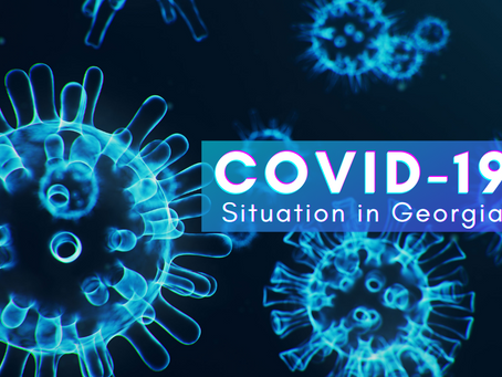 COVID-19  Situation in Georgia  (Sept 4,  2020)