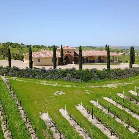 Welcome to your private gated working vineyard which harvests Merlot and Cabernet grapes and boast a Tuscan style 4 bedroom luxurious Villa perched on the highest point of the property. Welcome home!