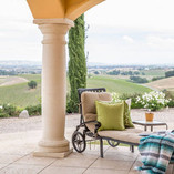 Sit back, relax and enjoy the privacy of this gated and fenced 33 acre vineyard property.