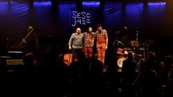 Salomão Soares Trio - Sesc Jazz 2019