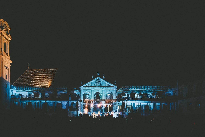 Show Chico César em Coimbra - PT