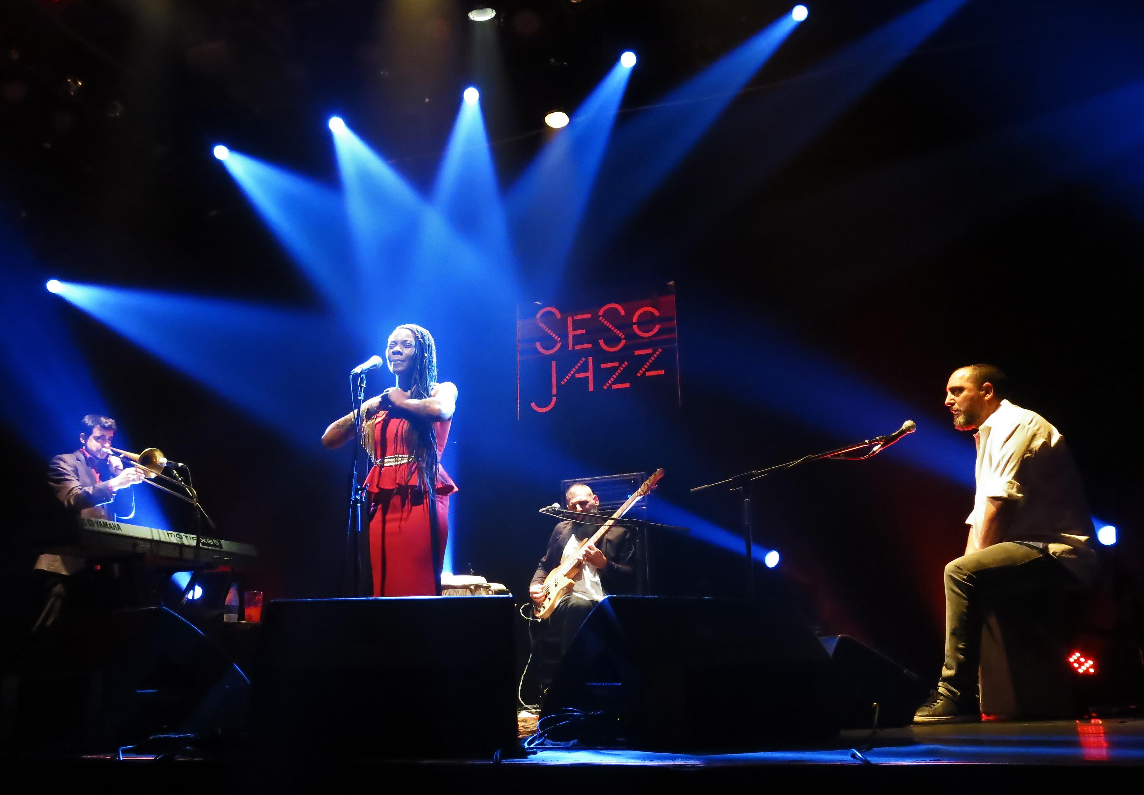 Buika (ESP) Sesc Jazz 2019