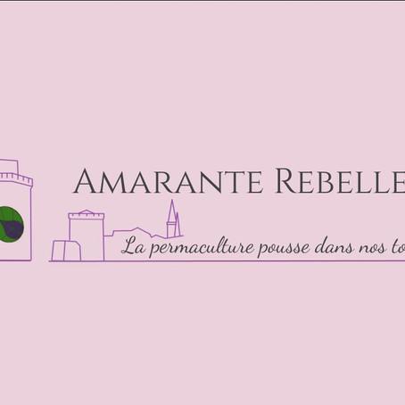 Amarante Rebelle est née!