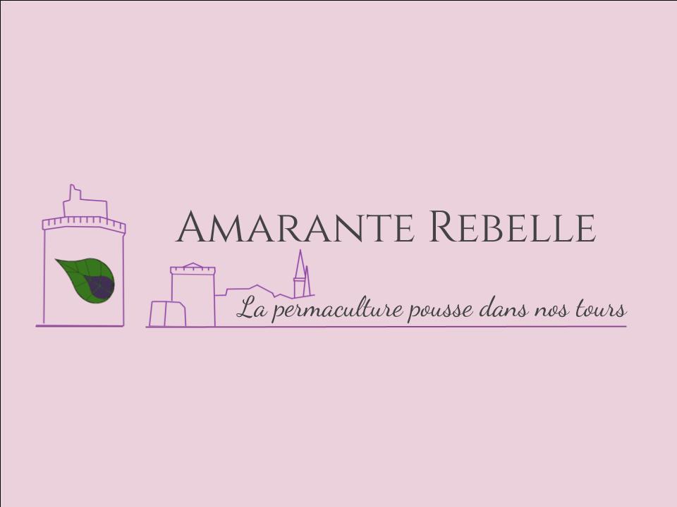 Amarante Rebelle. La permaculture pousse dans nos tours.