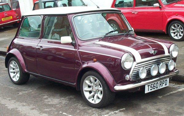 Rover Mini Cooper Sport